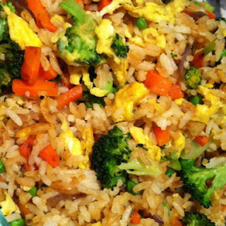 Quick Fried Rice.