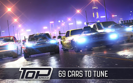Top Speed: Drag & Fast Racing  screenshots 5