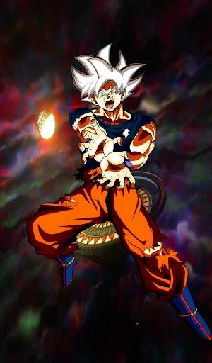 Ultra Instinct Goku Wallpaper Hd Apk Download Apkpure Co