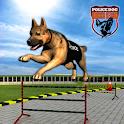 Police Dog Training School 3D icon