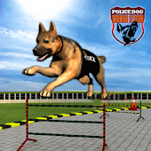 Police Dog Training School 3D