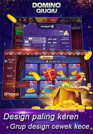 Domino qiuqiu qq 99 kiukiu samgong(yepplay poker) 1.1.0 screenshots 6