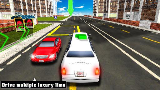 Big city limousine car simulator 1.3 screenshots 1