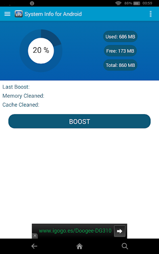 System Check Pro for Android