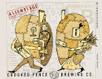 Logo of Crooked Fence Assemblage Cherry Stout