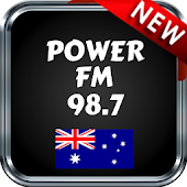 Power Fm 98.7 Radio Station Australia Android APK Download Free By Allappsfree