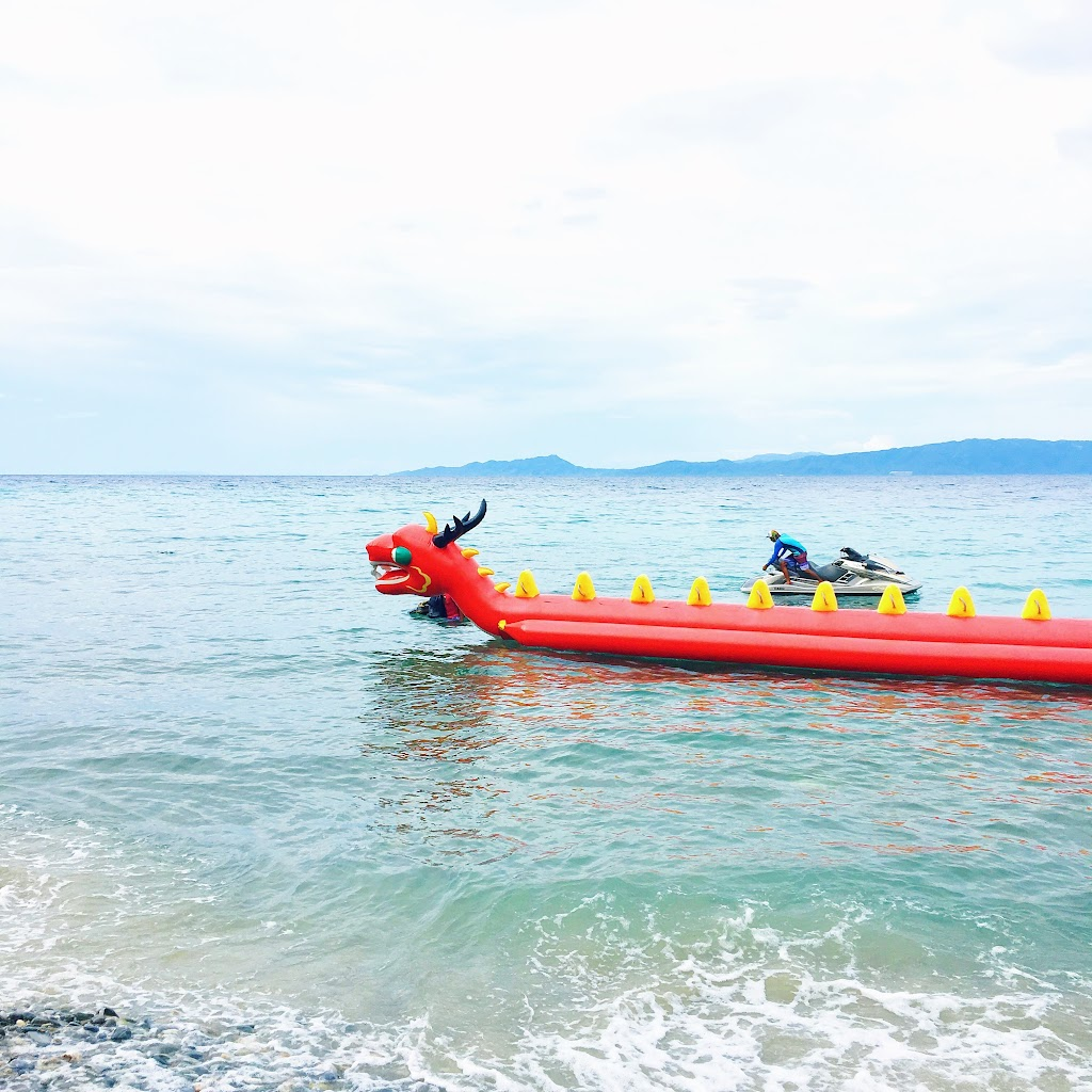 el canonero beach resort puerto galera oriental mindoro dragon boat activity