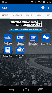 Chicagoland Speedway- screenshot thumbnail