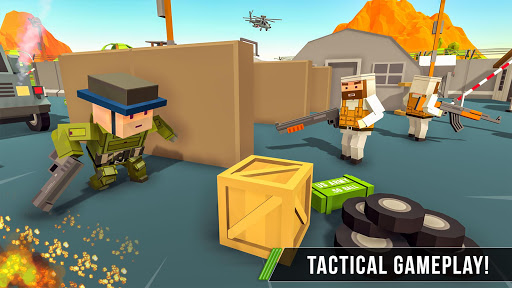 Blocky Army Base:Modern War Critical Action Strike 1.11 screenshots 4