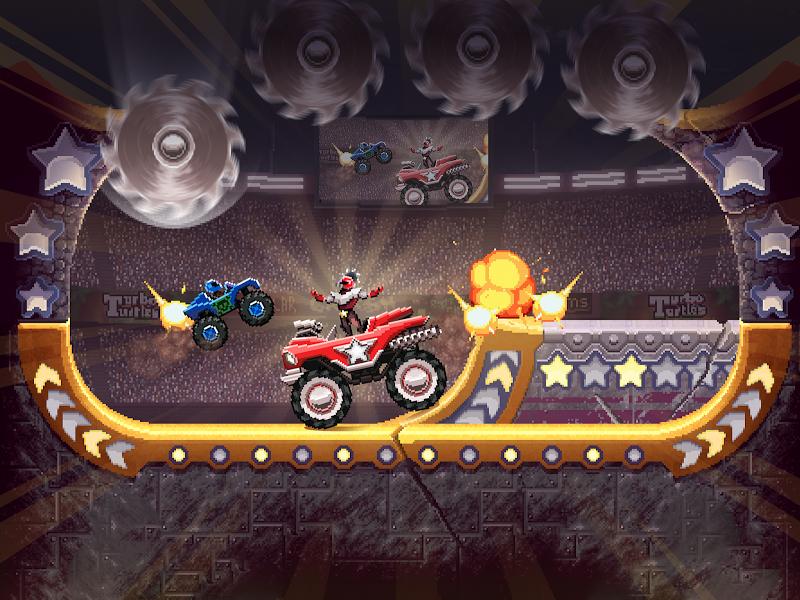 Drive Ahead! Screenshot 8