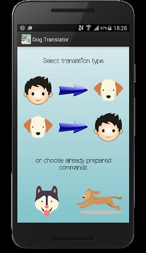 狗的語言翻譯