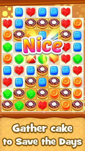Cookie Smash Free New Match 3 Game | Swap Candy 2.0.1 screenshots 1
