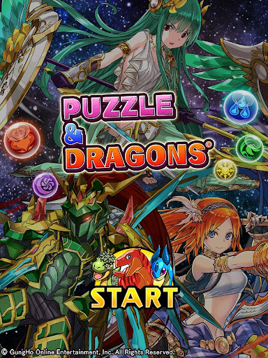 Puzzle & Dragons  Wallpaper 12