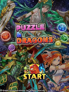Puzzle & Dragons App Latest Version Download For Android and iPhone 7