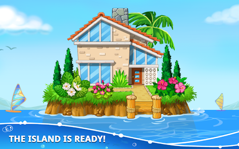 Build an Island Kids Games for Boys Build House MOD (No Ads) 5