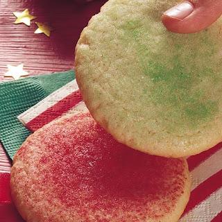 Stir and Drop Sugar Cookies.