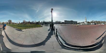 Photo: London - Buckingham Palace