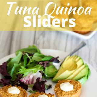 Taco Tuna Quinoa Sliders (RR April 2016)
