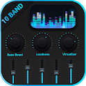 Music Player : Audio Player with 10 Band Equalizer icon