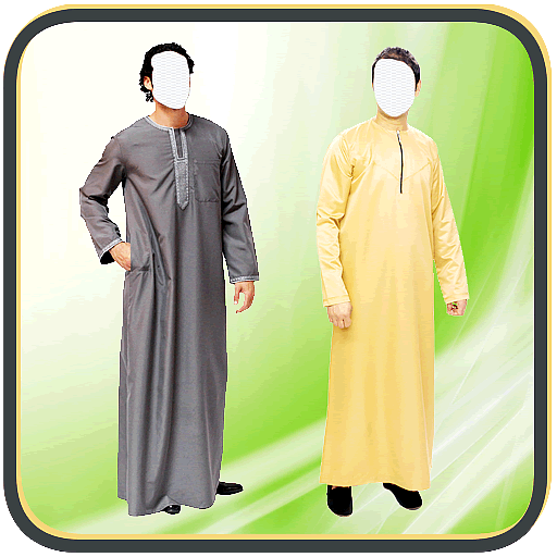 Photo Editor - Thawb Dress