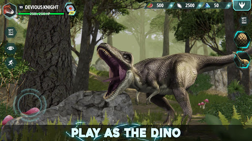 Dino Tamers - Jurassic Riding MMO filehippodl screenshot 6
