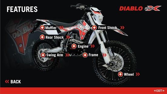 DIABLO MOTOR - náhled