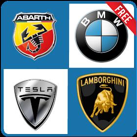 Логотипы Викторина Автомобили