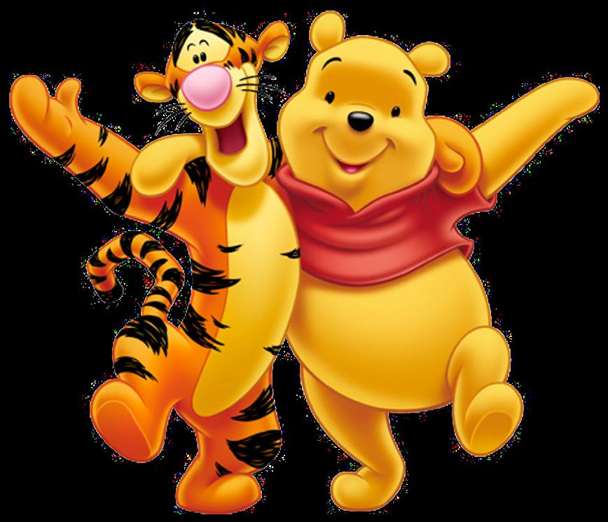 Transparent Winnie Pooh Tigger uWhk0BV4DwJJWsjXjYxu
