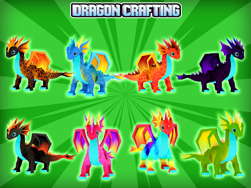 Dragon Craft apkpoly screenshots 9