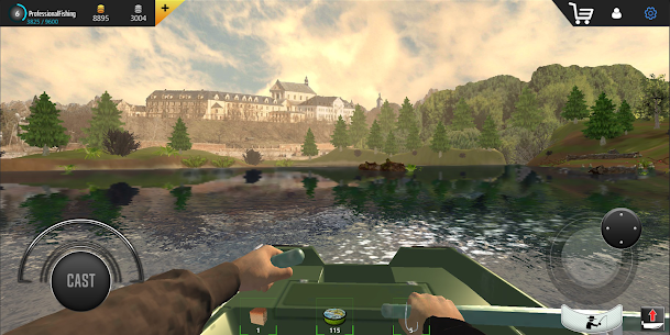 Professional Fishing Mod Apk Download For Android and Iphone 8
