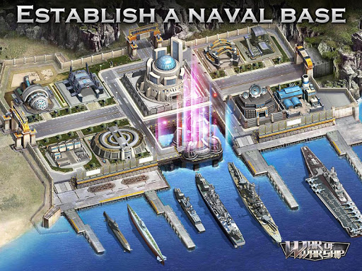 Download War of Warship:Pacific War MOD APK 6