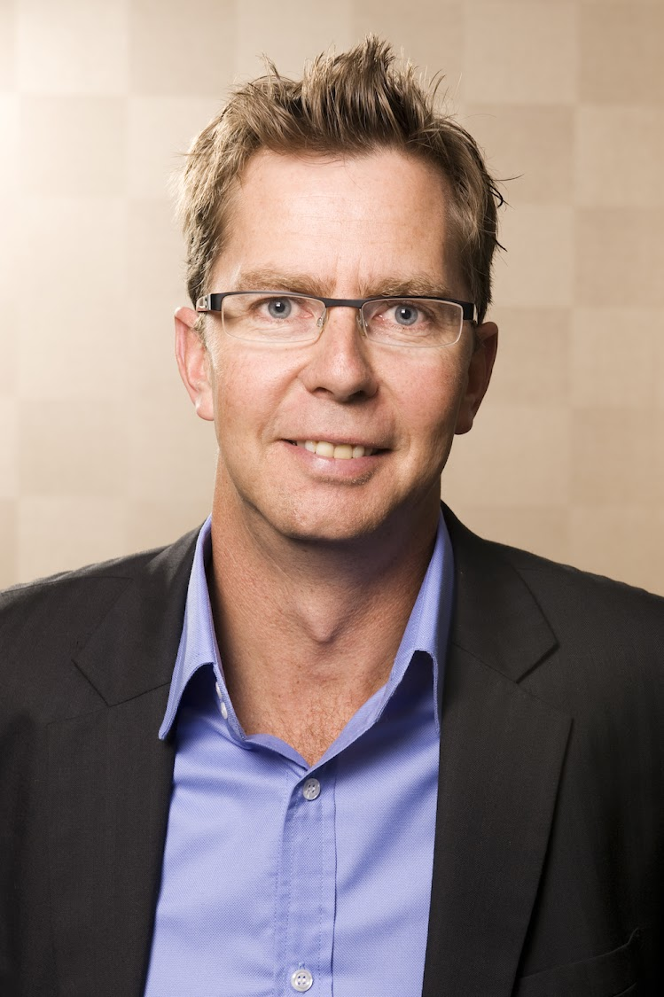 Mike Donaldson, RMB Corvest CEO. Picture: SUPPLIED/RMB