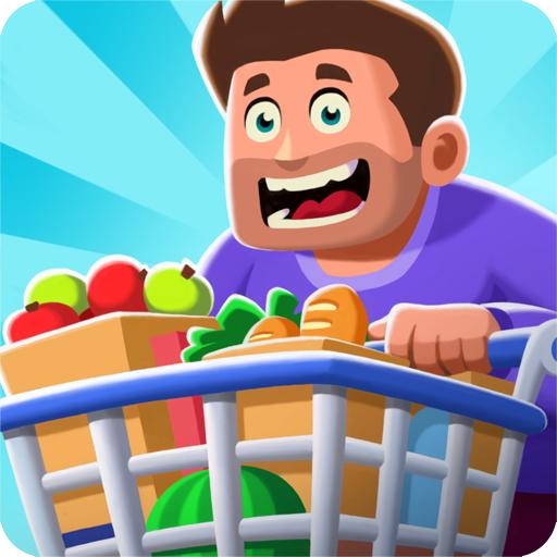 Idle Supermarket Tycoon - Geschäft Sführungs Spiel