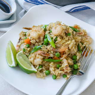 Shrimp Fried Rice With Brown Rice Recipes.