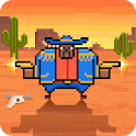 Timber West - Wild West Arcade Shooter icon