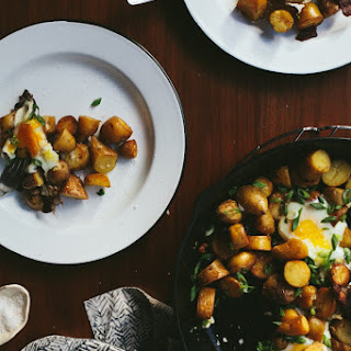 Salt and Vinegar Potato Hash