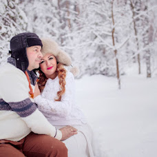 Wedding photographer Alina Ryzhaya (alinasolovey). Photo of 30.03.2017