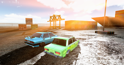 Russian Cars Park - New Generation Parking Game for PC