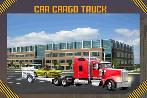 Car Cargo Truck Simulator 3D