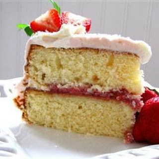 White Cake Desserts Recipes