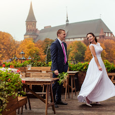 Wedding photographer Natalya Korol (NataKorol). Photo of 31.10.2017