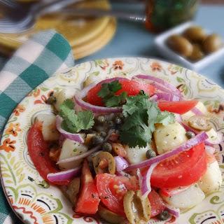 Pantescan Potato Salad.