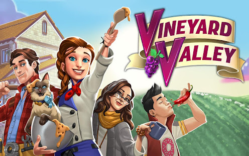 Vineyard Valley: Match