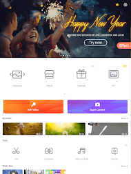 VideoShow-Video Editor, Video Maker, Beauty Camera APK screenshot thumbnail 15