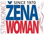 LOGO ŽENA / WOMAN STRAKONICE SINCE 1970