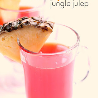 Disneyland'S Jungle Julep Recipe