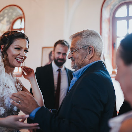 Wedding photographer Irena Bajceta (irenabajceta). Photo of 27.10.2017