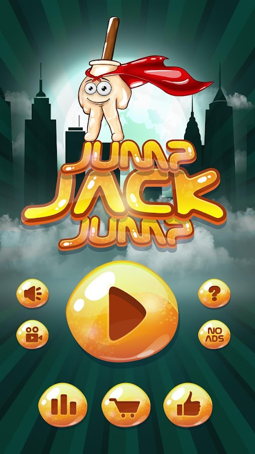 Jump Jack Jump- screenshot