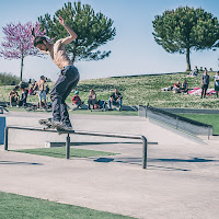 Una domenica allo Skatepark di