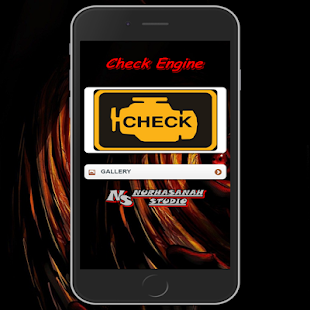 Check Engine - náhled
